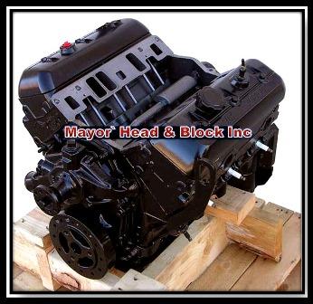 Engine Rebuilder & Machine Shop