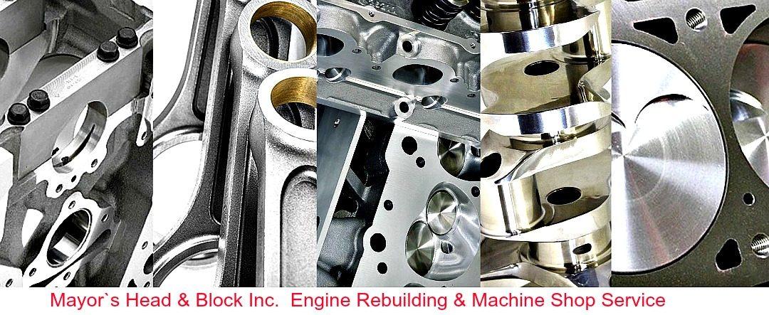 Machine work & Parts
